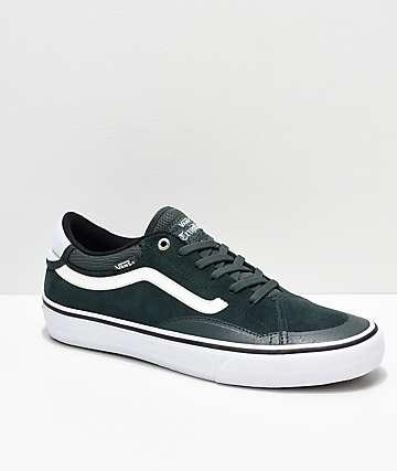 Vans TNT ADV Prototype Dark Spruce zapatos de skate