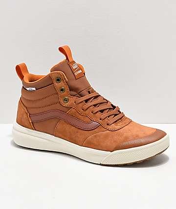Vans UltraRange Hi MTE Ginger zapatos