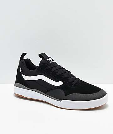 Vans UltraRange Pro 2 Black & White Shoes