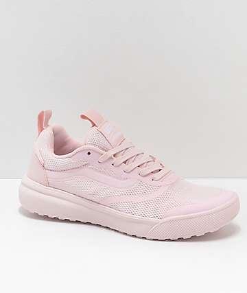 Vans UltraRange Rapidweld zapatos rosas