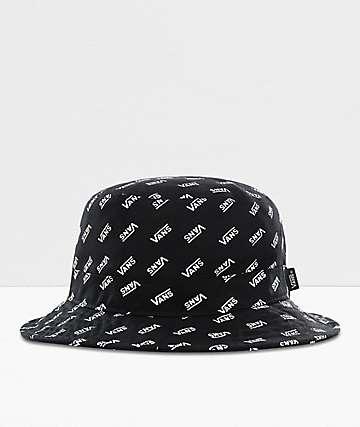Vans Undertone Retro Black Bucket hat