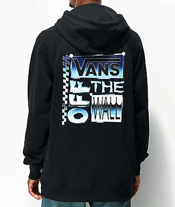 Vans Versa Ave Black Hoodie