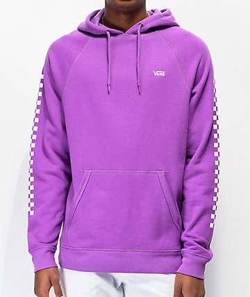 Vans Versa Dewberry Purple Hoodie