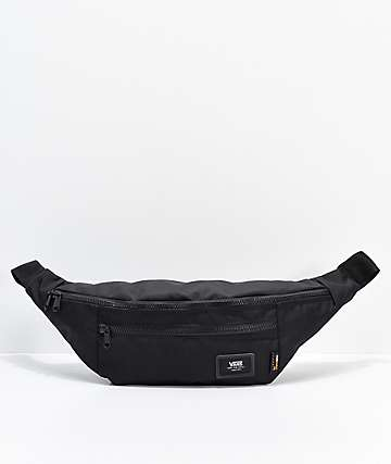 Vans Ward Black Crossbody Bag