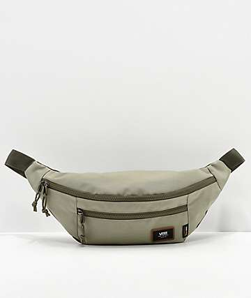Vans Ward Olive Green Cross Body Pack