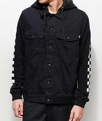 Vans Winston 2fer Black Jacket