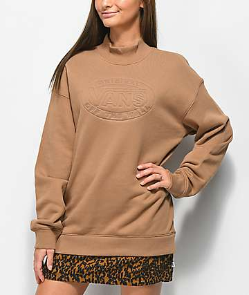 Vans Wood Junction sudadera con cuello subido
