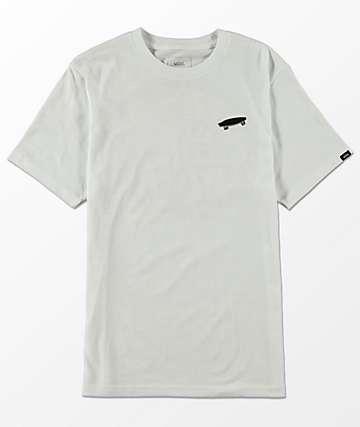 Vans X Spitfire Boys White T-Shirt