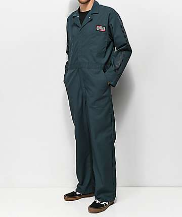 Vans x  Independent Green Coveralls