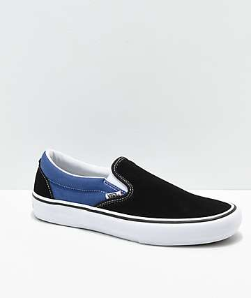 Vans x Anti-Hero Pfanner Slip On Pro Skate Shoes