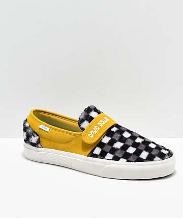 Vans x David Bowie Slip-On 47 V Hunky Dory Skate Shoes