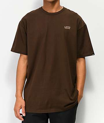 Vans x Independent Iron Cross Brown T-Shirt