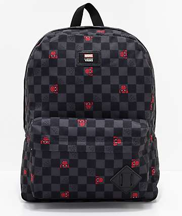 Vans x Marvel Old Skool II Spiderman Backpack