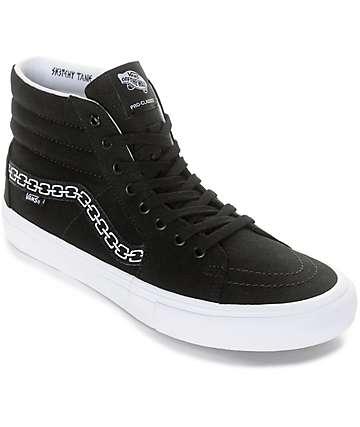 Vans x Sketchy Tank Sk8-Hi Pro Skate Shoes
