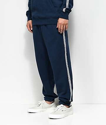 Vans x Spitfire Blue Sweatpants