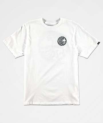 Vans x Spitfire Boys II White T-Shirt