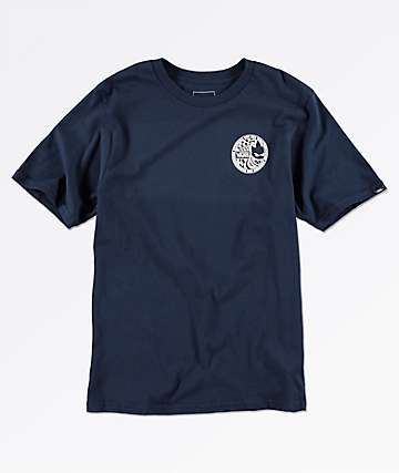 Vans x Spitfire Boys Navy T-Shirt