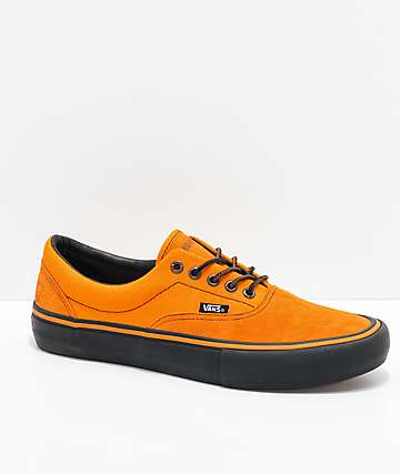 Vans x Spitfire Era Pro Cardiel & Orange Skate Shoes