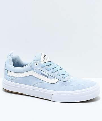 Vans x Spitfire Walker Pro zapatos de skate en azul claro