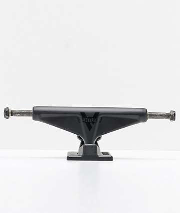 "Venture Black Shadow 5.25"" Lo Skateboard Truck"