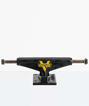 Venture Black Top 5.0 Lo Skateboard Truck