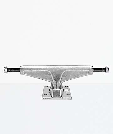 "Venture Polished Silver 8.25"" High Skateboard Truck"