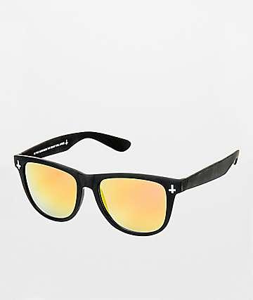 Vice Black & Mirror Sunglasses