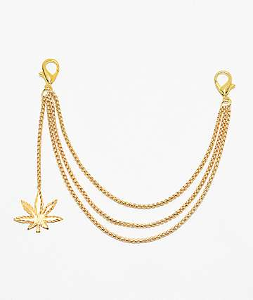 Vida Kush Mary Jane Pocket Chain