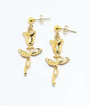 VidaKush Eternal Rose Gold Earrings