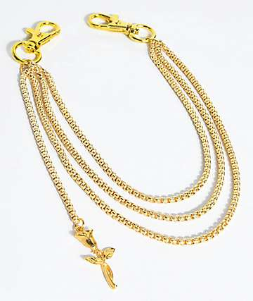 VidaKush La Rosa Pocket Chain