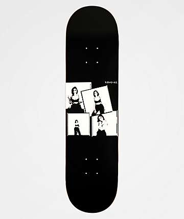 "Visual Album 8.0"" Skateboard Deck"