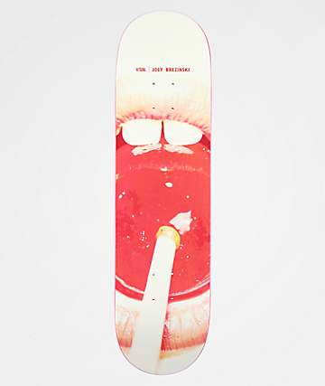 "Visual Brezinski Sucker 8.25"" Skateboard Deck"