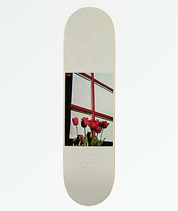 "Visual Dozen 8.0"" Skateboard Deck"