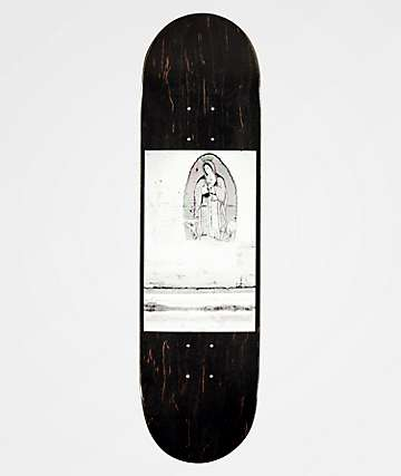"Visual Mary 8.37"" Skateboard Deck"