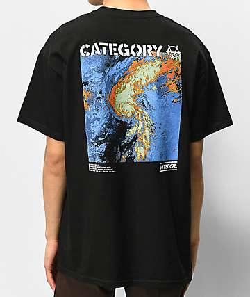 Vitriol Category Black T-Shirt