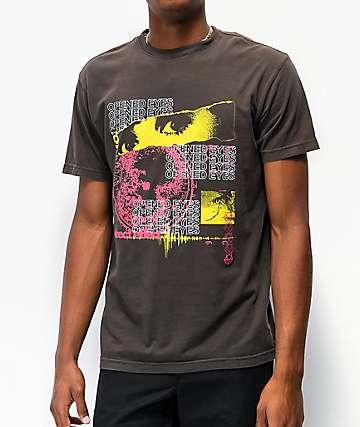 Vitriol Direct Effect Black T-Shirt