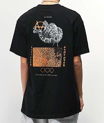 Vitriol Game Over Black T-Shirt