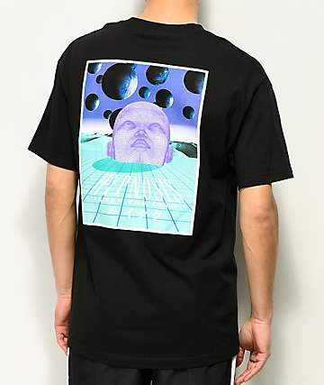 Vitriol Hypnosis camiseta negra