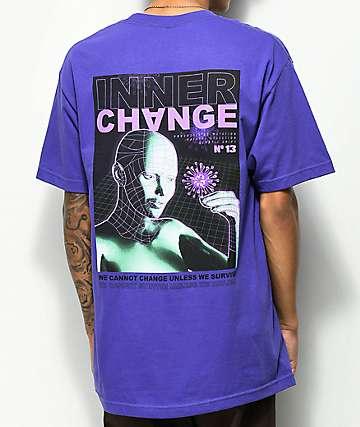 Vitriol Inner Change camiseta morada
