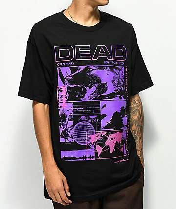 Vitriol Lifeless camiseta negra