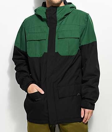 Volcom Alternate Snow Forest 15K chaqueta de snowboard