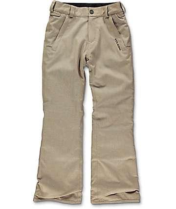 Volcom Boys Freakin Chino 10k pantalones de snowboard