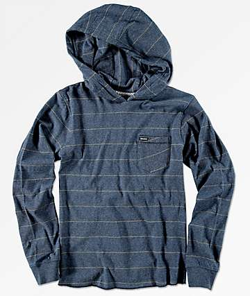 Volcom Boys Layer Glitch Hoodie
