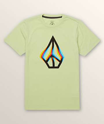 Volcom Boys Peace Blur White T-Shirt