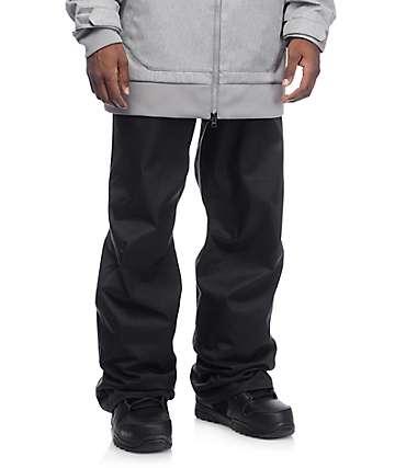 Volcom Carbon pantalon de snowboard 8K en negro