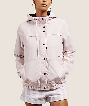 Volcom Enemy Stone Light Pink Jacket
