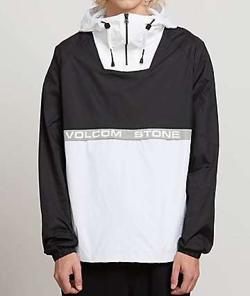Volcom Fezzes Black & White Jacket