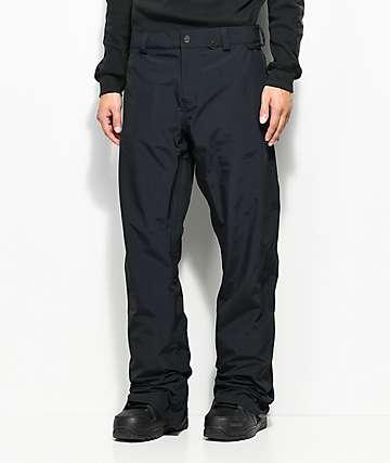 Volcom Freakin Chino Black Gore-Tex Snowboard Pants