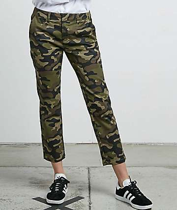 Volcom Frochickie Camo Pants