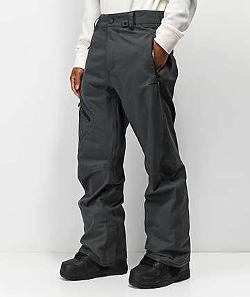 Volcom Gore-Tex pantalones de snowboard en negro